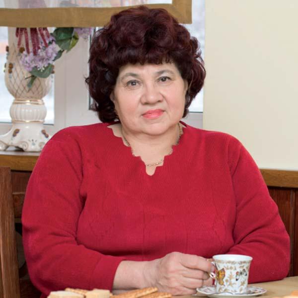 Вера Кондратьева